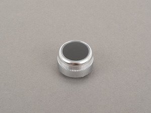 ES#457023 - 8P0059528A - Radio Control Knob - Right - Replacement knob for your stereo - Genuine Volkswagen Audi - Audi