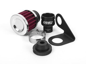ES#2864860 - 004527ECS05 - Secondary Air Filter Adapter Kit - All the necessary parts required to maintain secondary air injection with an ECS Tuning Induction System - ECS - Volkswagen