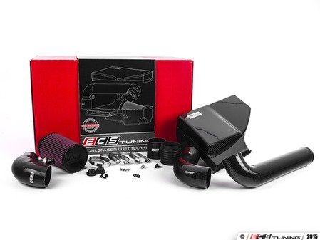 "ES#2979256 - 001692ECS02-01 - Kohlefaser Luft-Technik Intake System - With Carbon Fiber Air Box & Carbon Fiber Tubes - In House Engineered ""Air Technology"" for maximum performance and stunning aesthetics - ECS - Volkswagen"