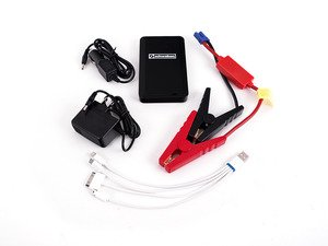 ES#2986358 - es2808520KT -  Micro Jump Start Kit - (NO LONGER AVAILABLE) - Jump start your car, charge your portable device, portable energy whenever you need it. - Schwaben - Audi BMW Volkswagen Mercedes Benz MINI Porsche