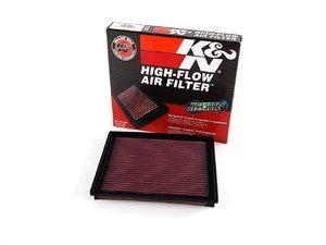 ES#588 - 332125 -  Air Intake Filter - Drop-in performance filter - K&N - Audi Volkswagen