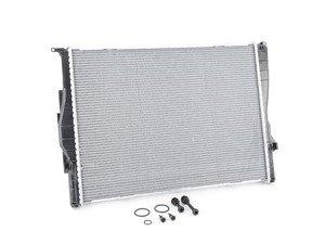 ES#2966398 - 17112283468 - Radiator - Brand new direct fit radiator - Nissens - BMW