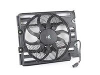 ES#2992052 - 64548380780 - Air Conditioning Fan - Also known as pusher fan - Mahle-Behr - BMW