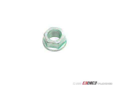 ES#6401 - N90353604 - Self Locking Nut - Priced Each - Use new hardware with your new parts. M14x1.5 - Genuine Volkswagen Audi - Volkswagen