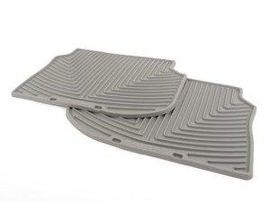 WeatherTech W331TN Rear Rubber Mat