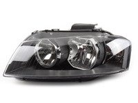 ES#458577 - 8P0941003H - Headlight Assembly - Left - Keep the road ahead of you illuminated - Genuine Volkswagen Audi - Audi