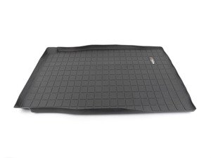 ES#2837351 - 40261 - Rear Cargo Liner - Black - The best protection for your trunk in any situation - WeatherTech - BMW