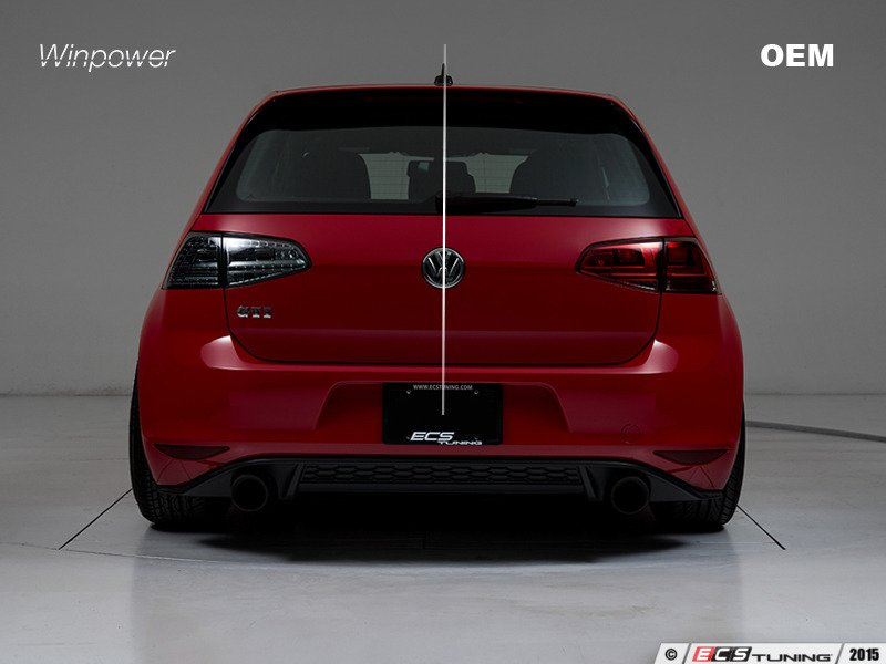 Ecs News Vw Mk7 Golf Gti R Led Tail Lights
