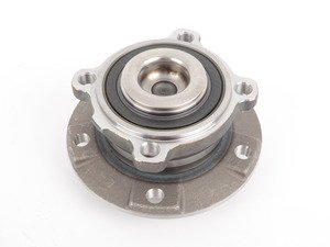 ES#49609 - 31226765601 - Front Wheel Hub/Bearing Assembly - Priced Each - Includes Wheel Bearing - Genuine BMW - BMW