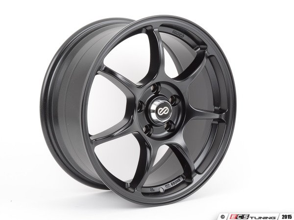 Enkei Wheels 4687754445bkkt 17 Quot Fujin Set Of Four