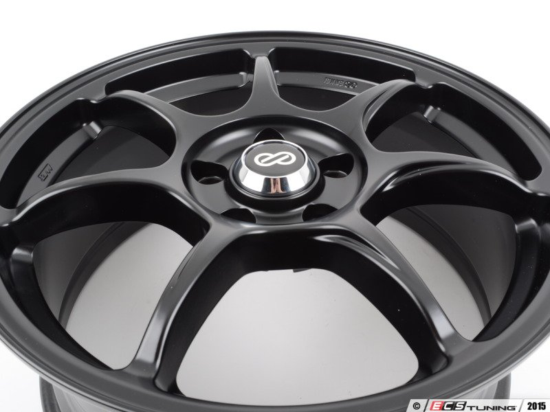 Enkei Wheels 4687754445bkkt 17 Quot Fujin Set Of Four