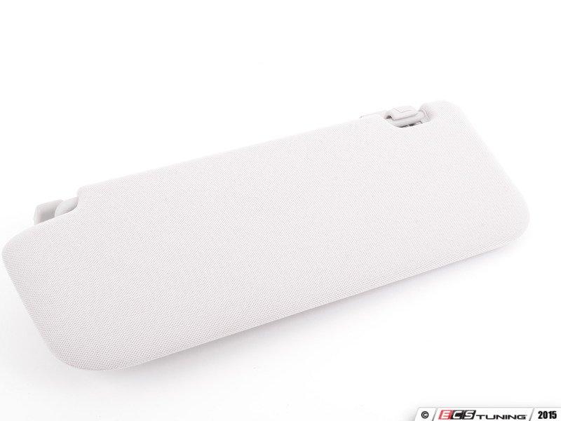 Genuine mercedes benz 21181004107j85 sun visor right for Mercedes benz sun visor replacement
