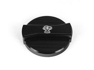 ES#2984687 - J006-BLK - Expansion Tank Cap - Black Anodized - Billet aluminum coolant cap cover to dress up your blue plastic cap - JCAPS - Volkswagen