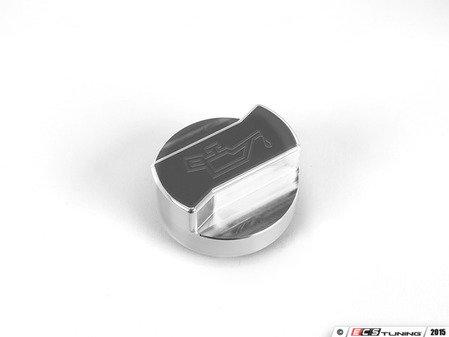 ES#2984692 - J010 - Oil Cap Assembly - Machined - Complete billet aluminum oil cap assembly to replace your black plastic one - JCAPS - Audi Volkswagen