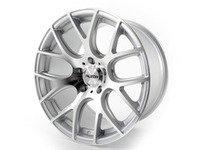 "ES#2953919 - 040-15KT1 - 18"" Style 040 Wheels - Staggered Set Of Four - 18x9"" ET38 /18x10"" ET33 72.6CB 5x120. Hyper silver. - Alzor - BMW"