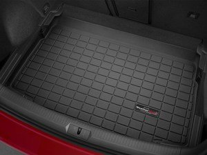 ES#2837400 - 40599 - Rear Cargo Liner - Black - The best protection for your trunk in any situation - WeatherTech - Volkswagen