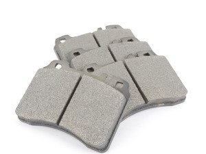 ES#2561741 - 0054200120 - Front Brake Pad Set - Does not include wear sensors or hardware - NPN - Mercedes Benz