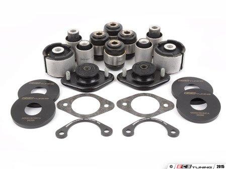 ES#2986364 - 33326775551KT10 - Rear Suspension Refresh Kit - Level 1 - Bushings for a partial rear suspension rebuild - Assembled By ECS - BMW