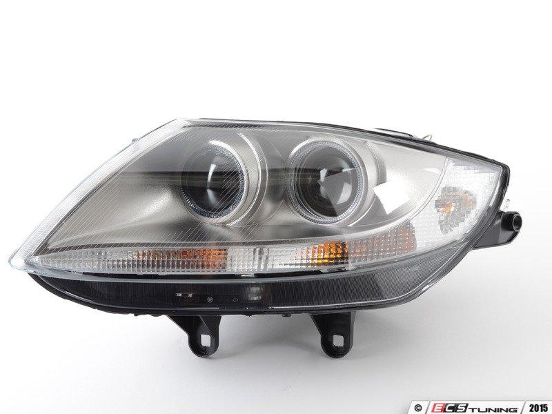 Bmw Z4 Xenon Headlights Genuine Bmw 63127162721 Bi Xenon