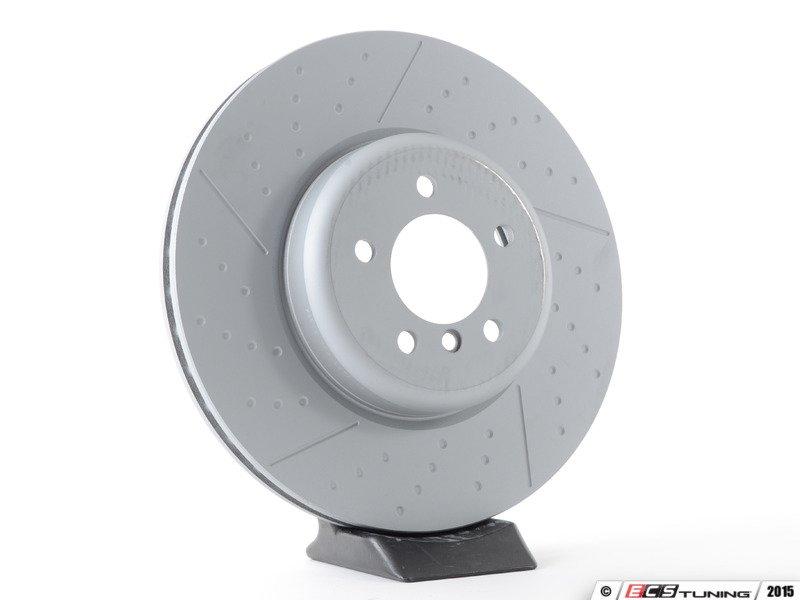 zimmermann 34106797603 front bmw performance brake. Black Bedroom Furniture Sets. Home Design Ideas