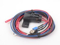 ES#2975772 - 1J0998005C - R32 Exhaust Flapper Wiring Kit - Complete kit to easily perform flapper mod on your R32 - ECS - Volkswagen