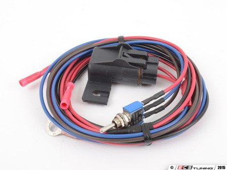 ES#2975772 - 1J0998005C - R32 Exhaust Flapper Wiring Kit - Complete kit to easily perform flapper mod on your MK4 R32 - ECS - Volkswagen