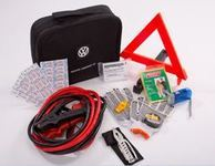 ES#2697070 - 000093059D - Emergency Roadside Kit - More than just a first aid kit, be ready to handle any situation life may throw at you - Genuine Volkswagen Audi - Volkswagen
