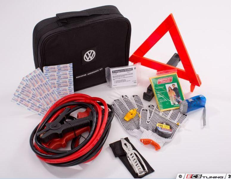 Genuine Volkswagen Audi 000093059d Emergency Roadside