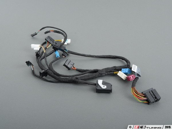 genuine bmw 61129131734 seat wiring harness right BMW Seat Wiring Harness Diagram BMW Wiring Harness Chewed Up
