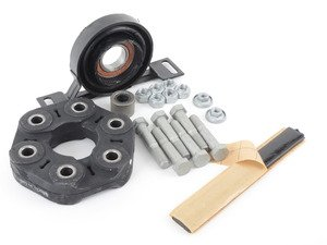 "ES#2986450 - 26121226731KT - Universal Flex Disc Kit  - Includes ""Giubo"", center mount and hardware - Assembled By ECS - BMW"