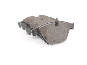 ES#2862764 - 34116850886 - Front Brake Pad Set - An excellent alternative to more expensive OEM pads - Textar - BMW