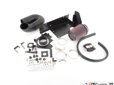 ES#2531375 - 577000 - Performance Intake System 57-7000 - Includes Cone Filter, Heat Shield and all necessary hardware. - K&N - Porsche