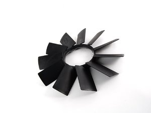 ES#24493 - 11521712110 - Fan Blade - Replace your brittle fan blades before it sends a blade through your radiator - Genuine BMW - BMW