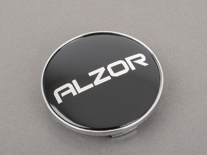 ES#2992423 - 270-11 - Center Cap -Black - Priced Each  - For the Alzor Style 270 & 509 wheels - Alzor - Audi Volkswagen