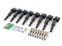 ES#2763575 - 12137594937kt5 - Ignition Service Kit  - Restore your ignition system using quality original equipment components - Assembled By ECS - BMW