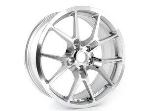 "ES#2972997 - nm.881002sKT - 18"" RSe10 Wheels - Set Of Four - Machined Silver - 18""x7.5"" 5x112 ET45 66.6CB - NM Engineering - MINI"