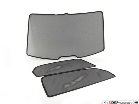 "ES#2988767 - 561064365 - Magnetic ""Pop-In"" Sunshade - set - Set of shades for the side and rear windows - Genuine Volkswagen Audi - Volkswagen"