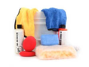 ES#2622741 - 1234CGWW - Basic Wash And Wax Kit - (NO LONGER AVAILABLE) - Take the guesswork out of your next weekend wash - Chemical Guys -
