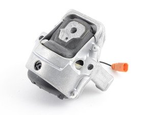 ES#2992193 - 034-509-0050-SD - Street Density Line Motor Mount - Priced Each - Void-free and fluid-free, eliminating the slop associated with the factory mounts - 034Motorsport - Audi