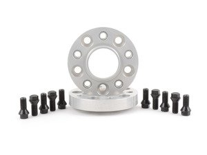 ES#252501 - 50757404 - DRA Series Wheel Spacers - 25mm (1 Pair) - Includes special bolts to mount these spacers your your BMW's wheel hubs. - H&R - BMW