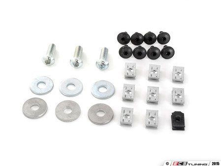 ES#2986427 - 011768ECS02 -  Street Shield Hardware Kit - Replacement hardware kit for your ECS Street Shield - ECS - Audi Volkswagen