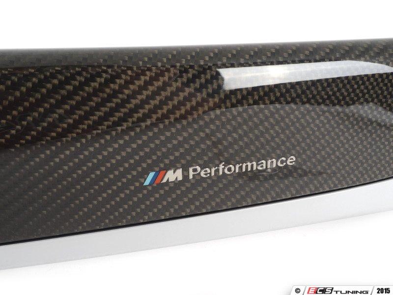Genuine Bmw 51952250709 Bmw Performance Carbon Fiber Interior Trim Kit