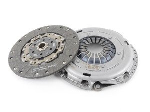 ES#2103578 - 06J141015J - Clutch Kit - Includes clutch disc and pressure plate - Genuine Volkswagen Audi - Audi Volkswagen