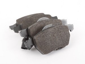 ES#252305 - 4B0698151J - Front Brake Pad Set - Genuine pads for a stock feel - Genuine Volkswagen Audi - Audi Volkswagen