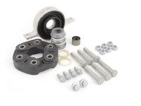 "ES#2863134 - 261175114541KT - Universal Flex Disc Kit  - Includes ""Giubo"", center mount and hardware - Assembled By ECS - BMW"