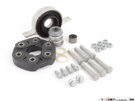 "ES#2863134 - 261175114541KT - Universal Flex Disc Kit  - Includes ""Giubo"", center mount and hardware - Assembled By ECS - BMW"
