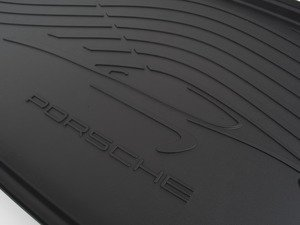 ES#2996237 - 98104400010 - Rear Cargo Liner - Waterproof and washable - Genuine Porsche - Porsche
