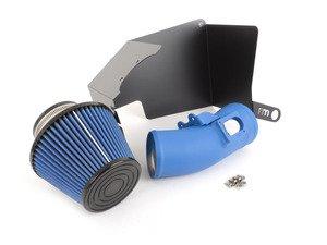 ES#2843615 - NM.658846 - NM Cold Air Intake Kit - Blue Pre LCI  - Open-Air-Box air intake system, please check MAF as these have the PRE LCI design sensor mount - NM Engineering - MINI