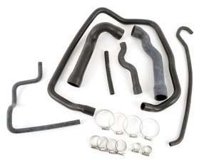 ES#2996412 - 115317263449KT - Cooling hose kit - Includes all cooling system hose and new hose clamps - Assembled By ECS - BMW
