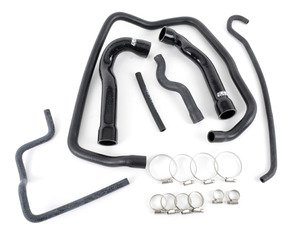 ES#2996414 - 115317263449KT1 - Cooling hose kit - with ECS Silicone radiator hoses  - Includes all cooling system hose and new hose clamps - Assembled By ECS - BMW